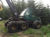 Forest & Harvesting Equipment - Used 2004 Timberjack 1070D Harvester in Germany