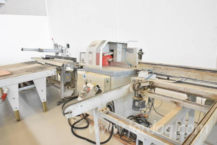 Used-2000-STROMAB-TR-450-Optimization-cross-cut-saw-for-sale-in