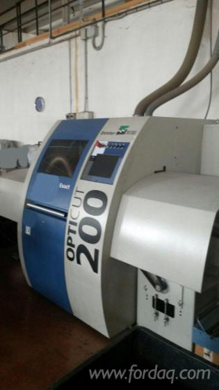 Used-2005-DIMTER-OPTICUT-200-EXACT-Optimization-cross-cut-saw-for-sale-in