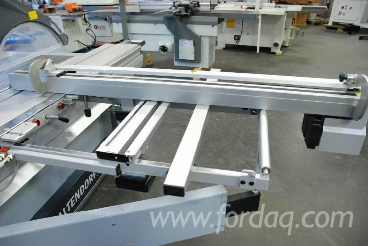 Used 2013 Altendorf F45 Elmo Iv Sliding Table Saw For Sale In Germany