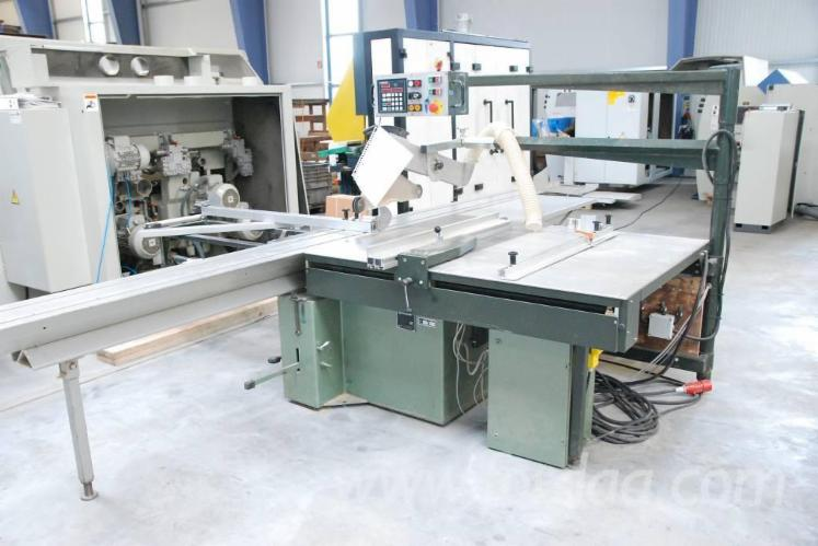 Used 1990 Altendorf F90 Sliding Table Saw For Sale In Germany