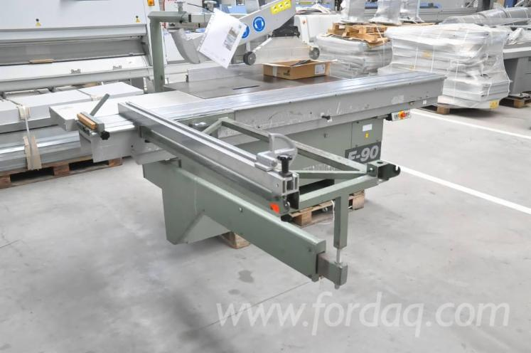 Used 1987 Altendorf F90 Sliding Table Saw For Sale In Germany