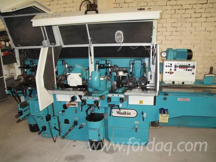 Used-2000-WADKIN-GD-220-Moulder-for-sale-in