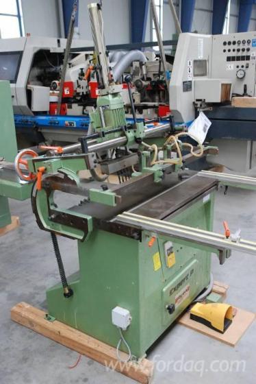 Used 1984 AYEN DB 1000 EXPERT P Dowel drilling machine for ...