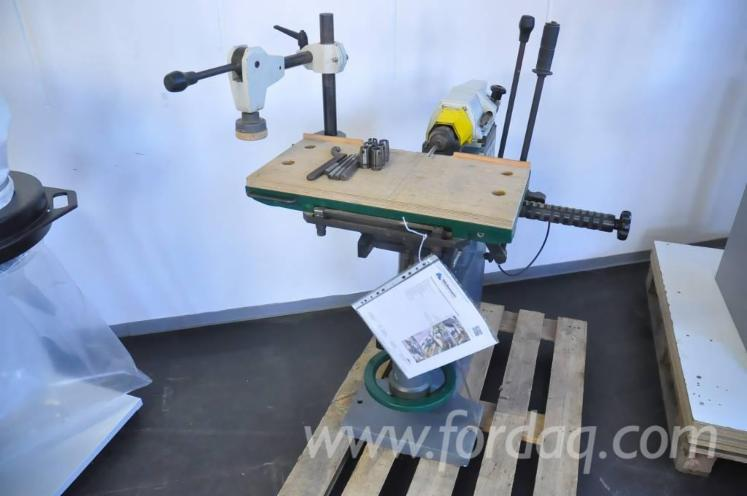 Used-1996-HOLZKRAFT-LLB-30PRO-Slot-boring-machine-for-sale-in