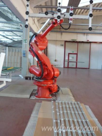 Used-2007-COMAU---SMART-NH3-165-3-0-Robot-for-sale-in
