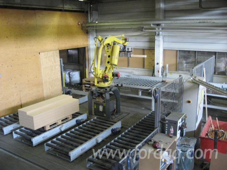 Used-2003-FANUC-M410-IB-300-Robot-for-sale-in