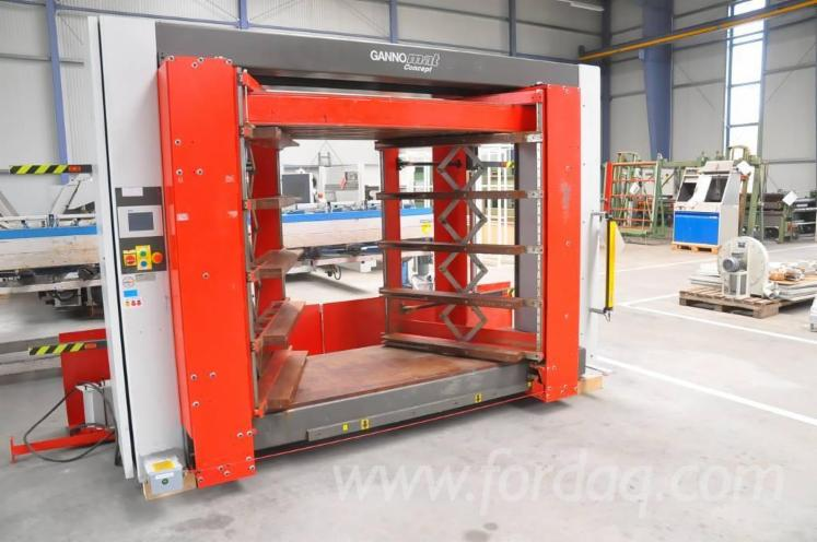Used-2008-GANNOMAT-CONCEPT-1329-Carcase-clamp-for-sale-in