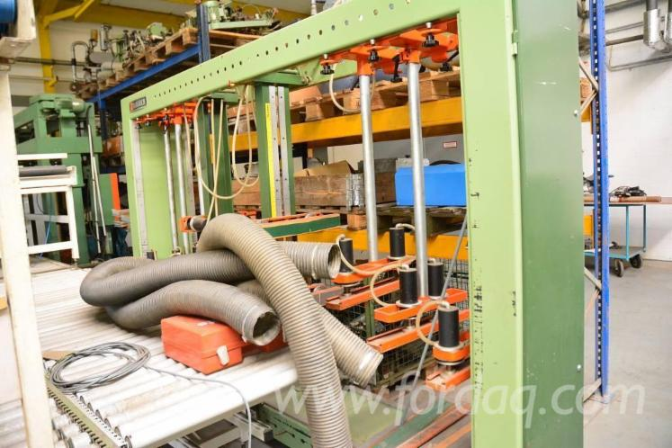 Used-1995-RAMARCH--Carcase-clamp-for-sale-in