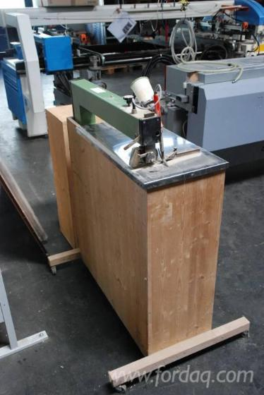 Used-1985-KUPER-FWM-630-Veneer-splicing-machine-for-sale-in