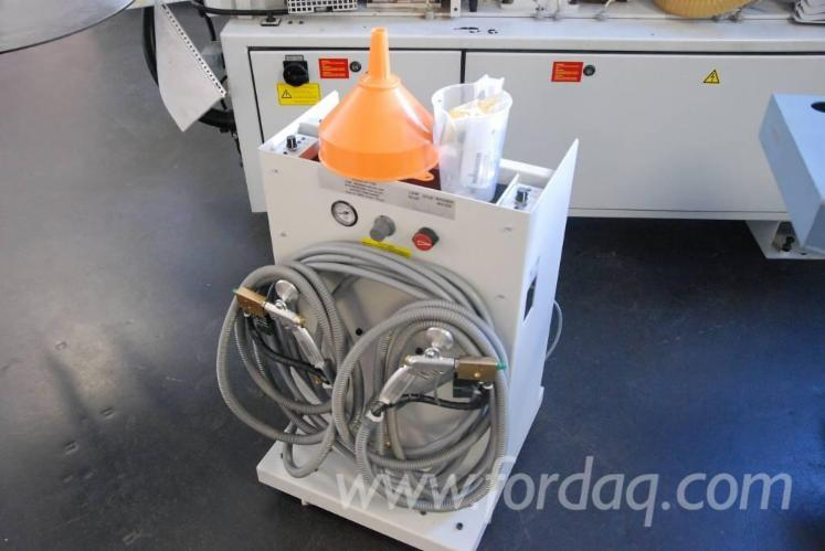 Used-2013-GANNOMAT-INJECTA-1520-Gluing-device-for-sale-in