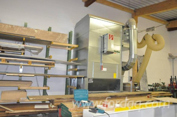 Used-2010-SCHUKO-VACOMAT-N-1000-20-50-Dust-extraction-for-sale-in