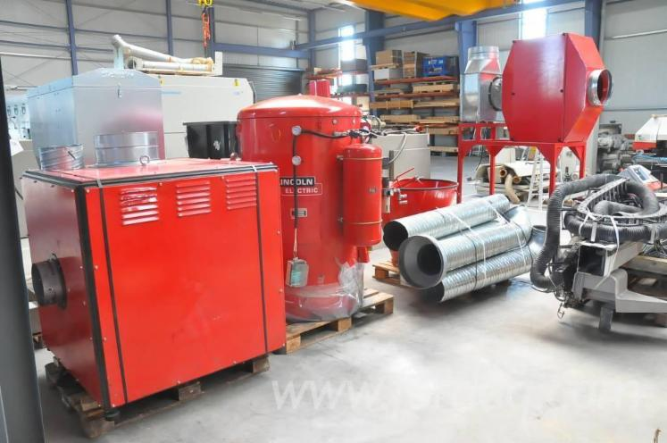 Used-2005-LINCOLN-ELECTRIC---FU-40AEX-Dust-extraction-for-sale-in