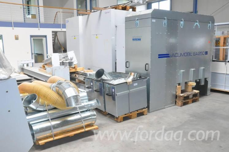 Used-2008-H%C3%96CKER-VACUMOBIL-EA250-5-A-L-Mobile-dust-extraction-for-sale-in