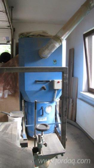 Used-1993-NESTRO-NE-160-Mobile-dust-extraction-for-sale-in