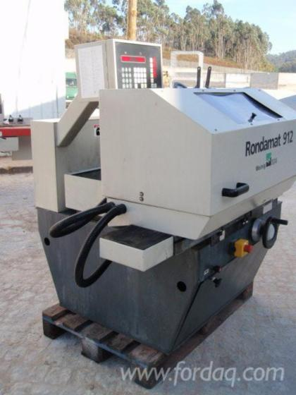 Used-1995-WEINIG-RONDAMAT-912-Tool-grinding-machine-for-sale-in