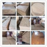 Edge Glued Panels Discontinuous Stave Finger-joined For Sale China - sell birch top