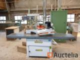 Steton T 50 L Spindle moulder with extended table