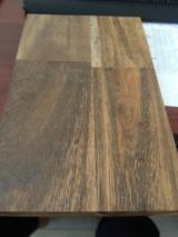 Solid Wood Components - WENGE wood finger jointed panel/board