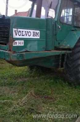 Used-Volvo-1990-Forwarder