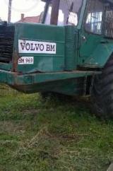 Oprema Za Šumu I Žetvu Prevoznik - Prevoznik Volvo Polovna 1990 Rumunija