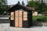 Comprar O Vender  Cobertizos-Cabañas - Cobertizos-Cabañas Abeto  - Madera Blanca Madera Blanda Europea Rumania
