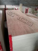 Plywood Okoumé Gaboon, Okaka, Azouga For Sale - Door skin okoume plywood offer