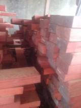 Bossen En Stammen Afrika - Square Logs, Okoumé , PEFC