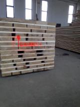Hardwood  Sawn Timber - Lumber - Planed Timber For Sale - Oak square edged