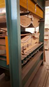 Woodworking Machinery Italy - COUPLE OF HIGH FREQUENCY PRESSES WITH GENERATOR BRAND BAIONI NARDI MOD. BP/3