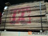 Hardwood  Sawn Timber - Lumber - Planed Timber - American White Oak, Comsel, 20 x 1850-4900 mm, KD, 5 m³