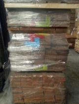 Hardwood  Sawn Timber - Lumber - Planed Timber - Polish Oak, Qf2-3x, 27 x 180 x 1900-2000mm, KD, 7 m³