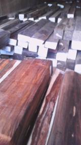 Tropical Wood  Sawn Timber - Lumber - Planed Timber - Cocobolo Palissander, PEFC, Nicaragua