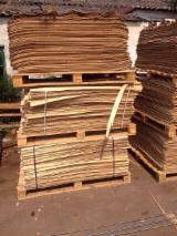 Rotary Cut Veneer - Peeled veneer hardwood ( birch, alder )