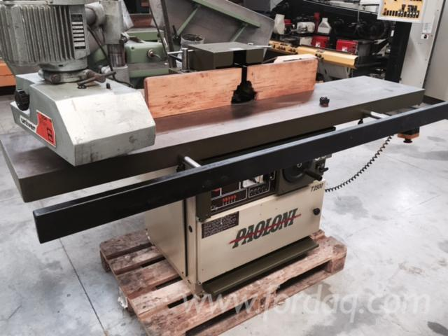 SPINDLE-MOULDER-BRAND-PAOLONI-MOD-