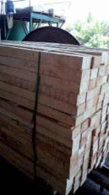 Solid Wood Components - Rubberwood timber