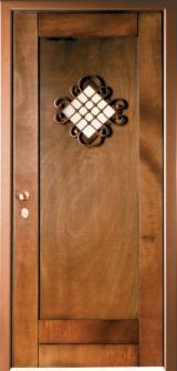 Двері, Вікна, Сходи - Листяні Тверді (Європа, Північна Америка), Двері, Дуб (Черешчатий)