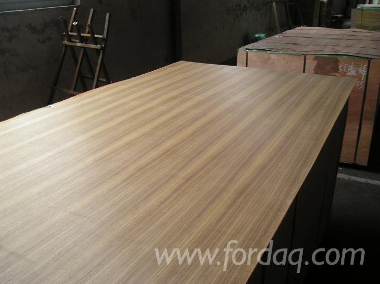 Teak-plywood