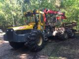 Forest & Harvesting Equipment - Used 2004 Welte W210 Forwarder in Germany