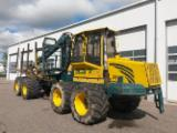 Forest & Harvesting Equipment - Used 2005 HSM 208 F / 12813 h Forwarder in Germany