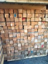 Sawn And Structural Timber Fir Spruce - Super offer on the stock, beam 75 x 75 x 4 meters - 650 RON / m3