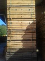 Sawn And Structural Timber Red Oak - Red Oak Railway Sleepers Spain