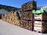Firelogs - Pellets - Chips - Dust – Edgings Demands - 100 cm logs with a maximum of 12 cm thick beech, birch and oak wanted!