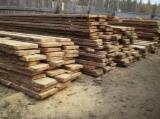Softwood  Unedged Timber - Flitches - Boules Pine Pinus Sylvestris - Redwood For Sale - Boules, Pine (Pinus sylvestris) - Redwood, FSC