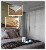 Contrachapado  - Fordaq Online mercado WPC composite board, HPL, PVC