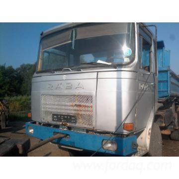 Cabina-camion-Raba----Usada-en