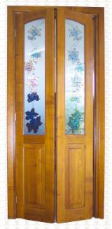 Buy And Sell Wood Doors, Windows And Stairs - Join Fordaq For Free - Hardwood (Temperate), Doors, Lime Tree (Linden)