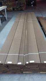 Sliced Veneer AA Extra For Sale - Wenge wood veneer