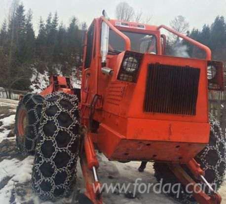 Used-Perkins-2012-Forest-Tractor