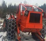 Romania Forest & Harvesting Equipment - Used Perkins 2012 Forest Tractor in Romania